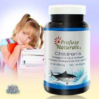【加拿大優沛康】兒童學益綜合魚油 90顆 瓶