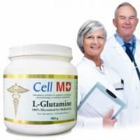 買一送一Cell MD─左旋麩醯胺酸 L-Glutamine 450公克 瓶