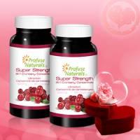 【加拿大優沛康】36倍蔓越莓500mg濃縮膠囊2入