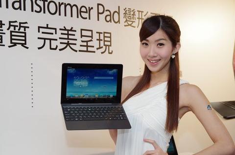華碩正式在台公佈 TF701T 變形平板以及 G750 電競筆電( G750 規格修正為台灣版本)