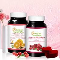 【七夕情人節特惠】 【加拿大優沛康】蔓越莓500mg濃縮膠囊+維他命C 8小時緩釋錠