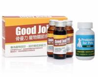 【保健優惠】關節保養 益生菌改善過敏搔癢拉肚子 百益康《骨優力+善益菌》 大