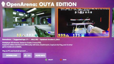 99 元美金的開源遊戲機, OUYA 動手玩