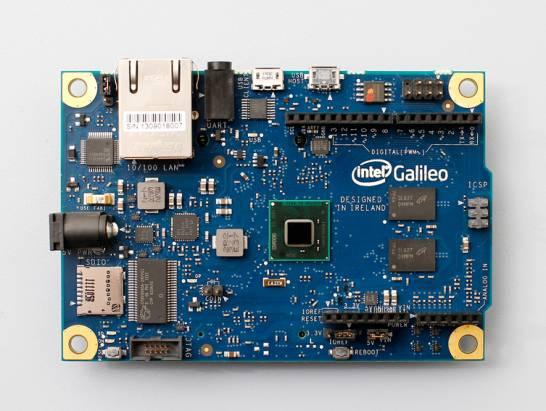 擴大對物聯網 Quark SoC 布局, Intel 宣佈與 Arduino 合作推出 Galileo 開發板
