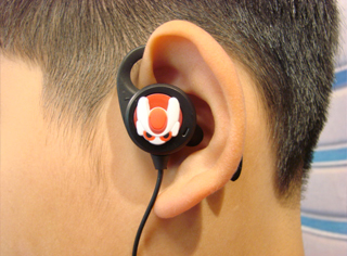 *賽爾號-提坦 造型耳機* 淘米官方唯一指定使用「孩子開心 爸媽放心」