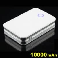 原廠經銷授權-10000mAh行動電源 白