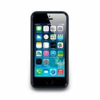 iPhone 5 5s-Trim Series-邊框保護套-碳黑色