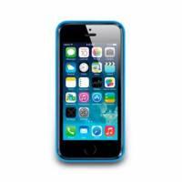 iPhone 5 5s-Trim Series-邊框保護套-湛藍色