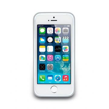 iPhone 5/5s-Trim Series-邊框保護套-珍珠白