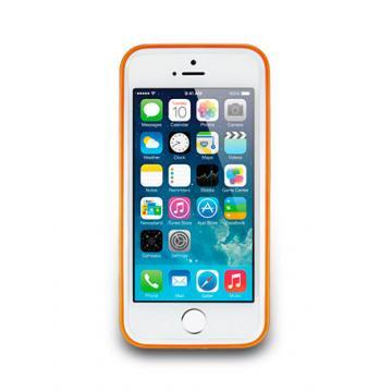 iPhone 5/5s-Trim Series-邊框保護套-香橙橘