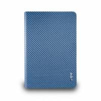 iPad mini- 玻纖對開式保護套-天空藍