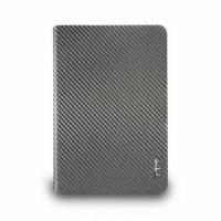 iPad mini- 玻纖對開式保護套-深灰色