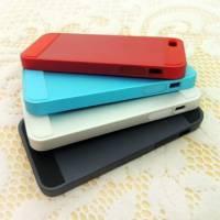 《獨家》IPHONE5 超薄鋁合金背蓋保護殼