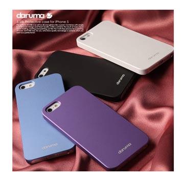 Silk iPhone5 絲緞般光澤柔嫩觸感保護殼