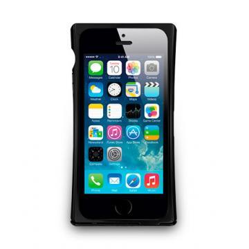 iPhone 5/5s- V-Trim- 可立式鋁合金保護框- 墨黑色
