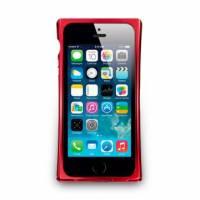 iPhone 5 5s- V-Trim- 可立式鋁合金保護框- 酒紅色