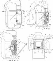 Nikon 新專利︰可換式感光元件