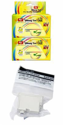 RV For EPSON T014051 (彩色) 相容墨水匣2入