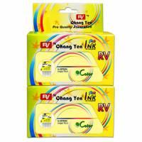 RV For EPSON T027051 彩色 相容墨水匣2入