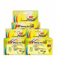 RV For EPSON T007051+T009051 兩黑一彩 相容墨水匣台灣生產 美國原料