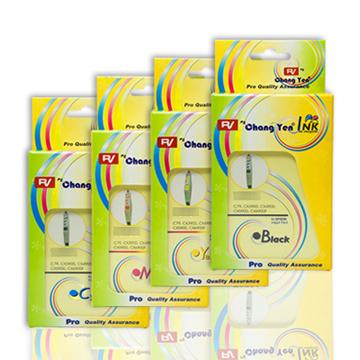 RV for EPSON T0631+T0632+T0633+T0634 相容墨水匣台灣RV生產(美國原料)