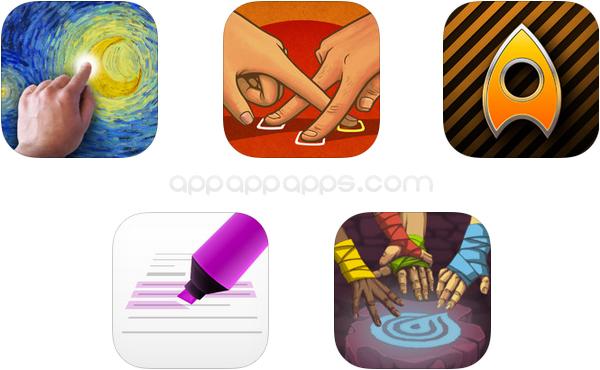 [21/5] iPhone / iPad 限時免費及減價 Apps 精選推介