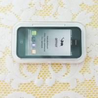 《獨家》IPHONE5 超薄鋁合金背蓋保護殼 白色支架組合