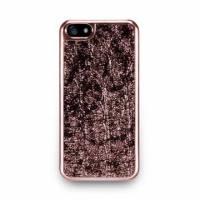 iPhone 5s- 星燦壓紋背蓋- 波斯紅