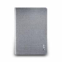 iPad mini Retina- 玻纖對開式保護套-亮銀色