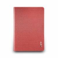 iPad mini Retina- 玻纖對開式保護套-赭紅色