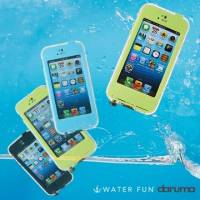 daruma WaterFUN iPhone 5 5S 防水防塵手機保護殼