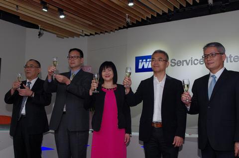 WD 在台設立直屬服務中心,提供最直接且快速的 RMA 服務