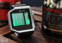 是金欸!感應空氣中酒精濃度的酒測手錶