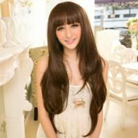 【MA111】混血天使夢幻甜女孩長捲髮