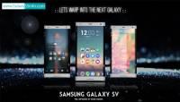 Samsung Galaxy S5概念機登場