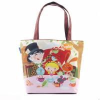 【COPLAY設計包】愛麗絲下午茶~托特包