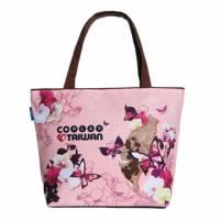【COPLAY設計包】台灣蘭花 托特包