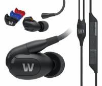 Westone W 系列耳機亦將改版,導入 MMCX 插針與可換飾板設計