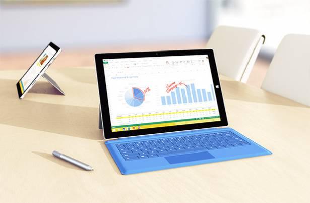 Microsoft Surface Pro 3 大改革: 目標一次過消滅 iPad 和 MacBook [圖庫+影片]