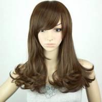 【LWXW3010】髮型書廣告強打斜瀏海長版梨花頭