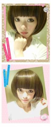 【MB081-1】韓系可愛BOBO厚厚短髮
