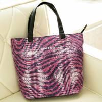 【COPLAY設計包】鱷魚紫-時尚托特