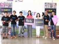 Flickr 官方攝影團隊正式成軍,首場活動將參與 The Color Run