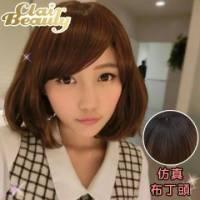 【MK007】布丁頭BOB可愛修臉短髮