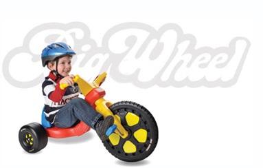 中年危機的療癒系玩物,大人版三輪車帶你重溫童年時光!