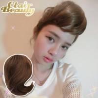 【LWFX-04-HK】耐熱纖維-蓬鬆高捲前髮