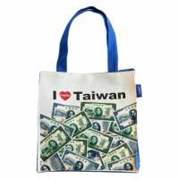 台灣系列-以錢前很多~小方包