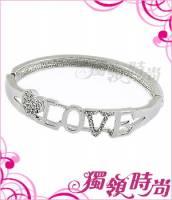 LOVE晶鑽手環