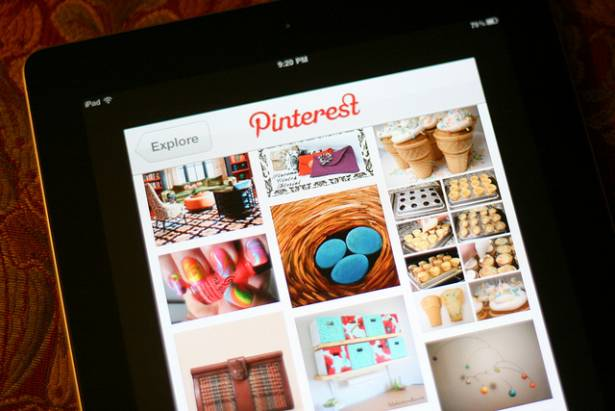 最適合回味、保留好文的社交平台:Pinterest