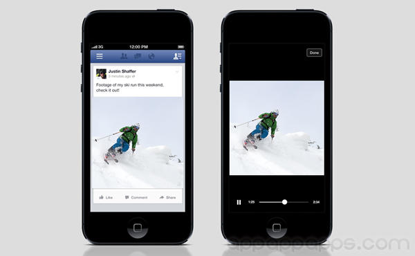 Facebook Apps推新功能 不是3G吃到飽要小心喔